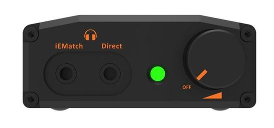 IFI Audio nano iDSD black label przetwornik C/A