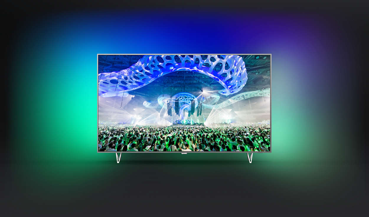 Philips 65PUS7601 Android TV Led 4K