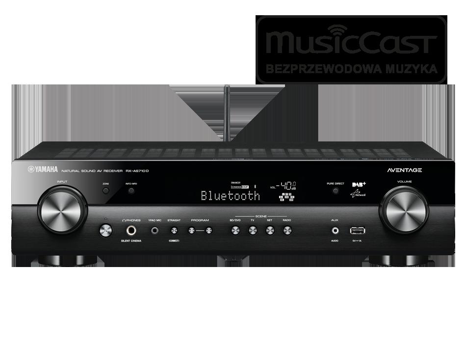 Yamaha RX-AS710D amplituner