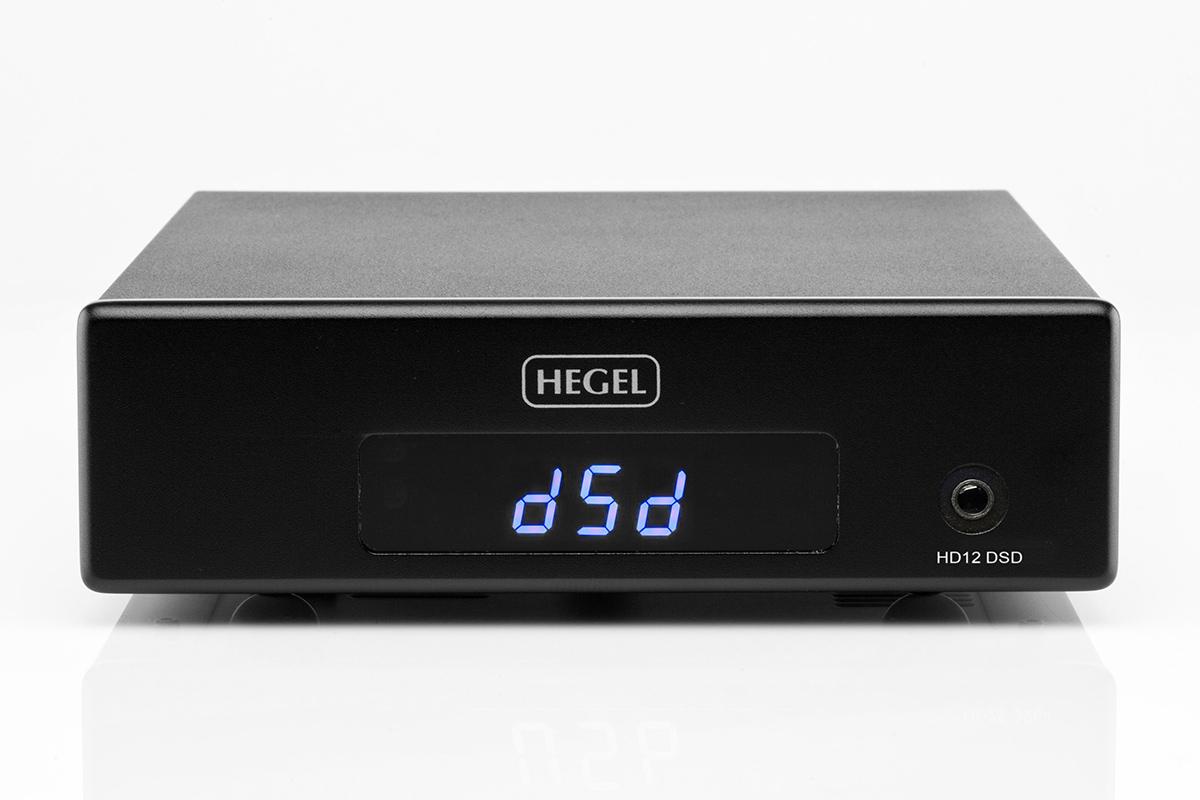 Hegel HD12 32bit DAC DSD PRE