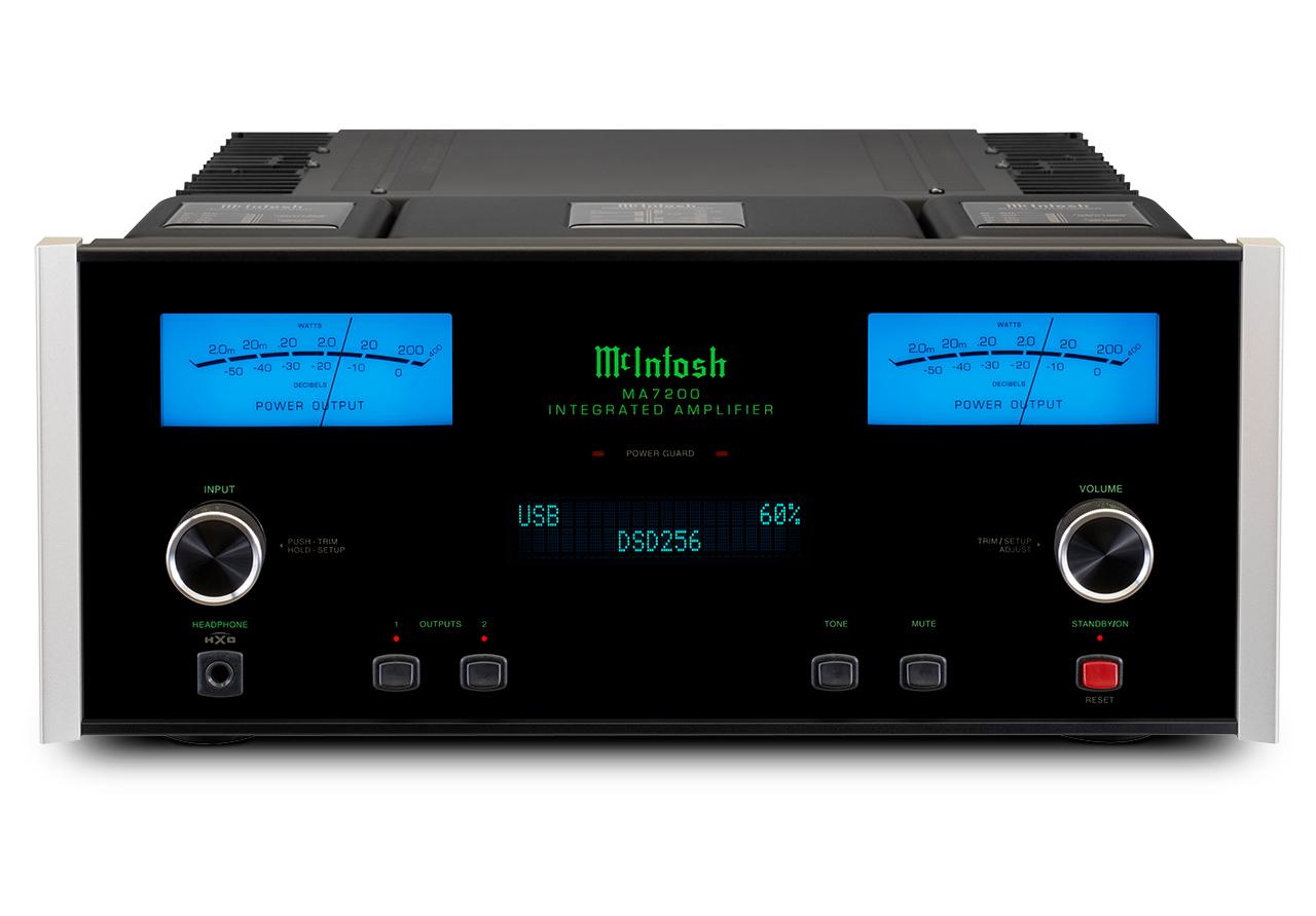 McIntosh MA7200 wzmacniacz stereo