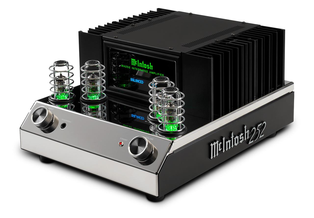 McIntosh Ma252 wzmacniacz stereo