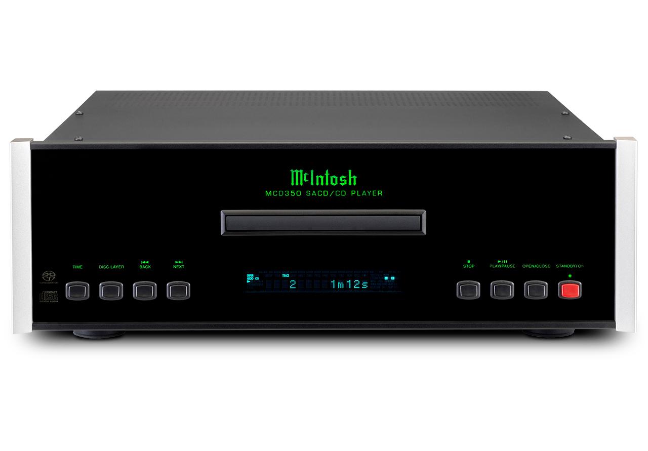 McIntosh MCD350 odtwarzacz CD/SACD