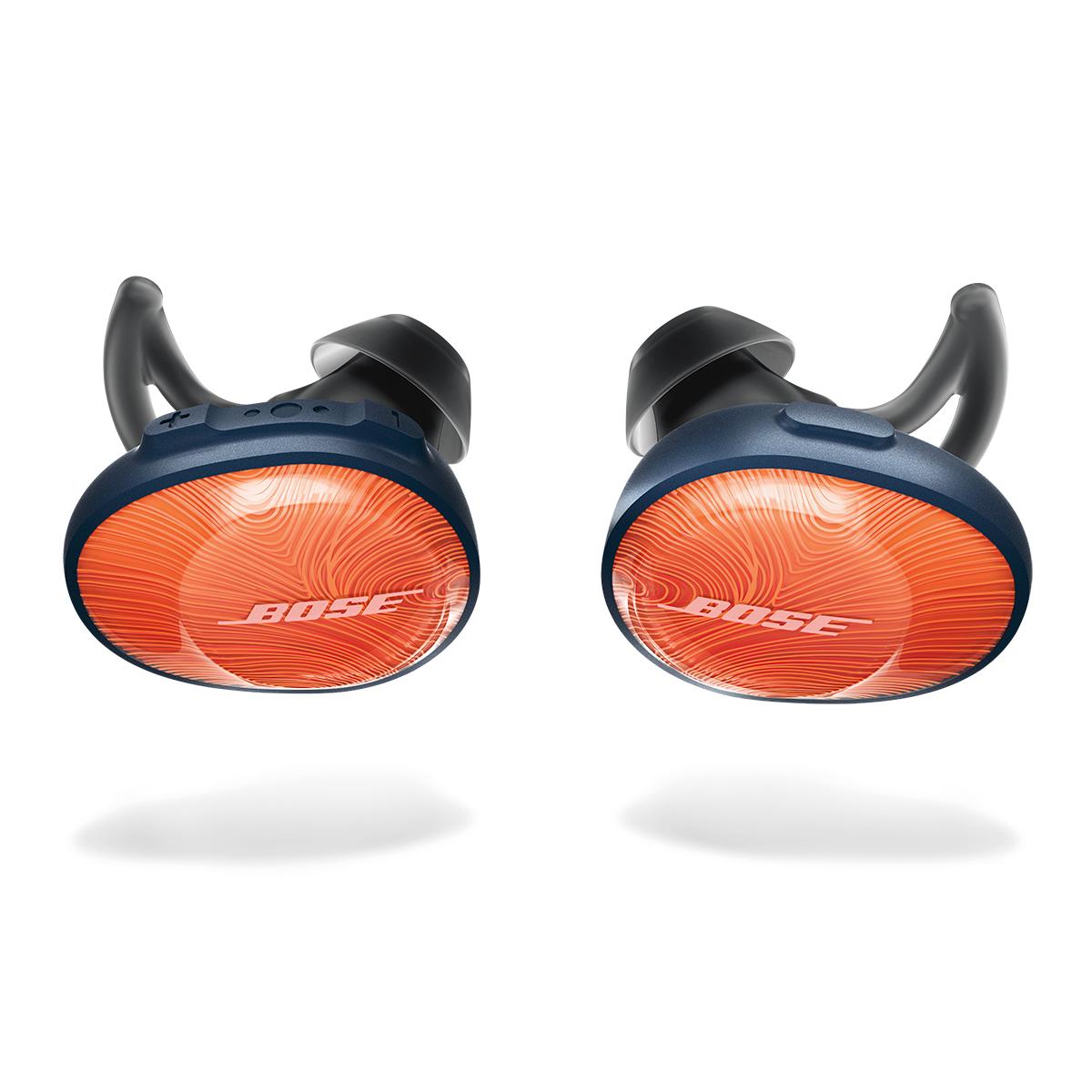 Bose Soundsport Free orange | Autoryzowany Dealer