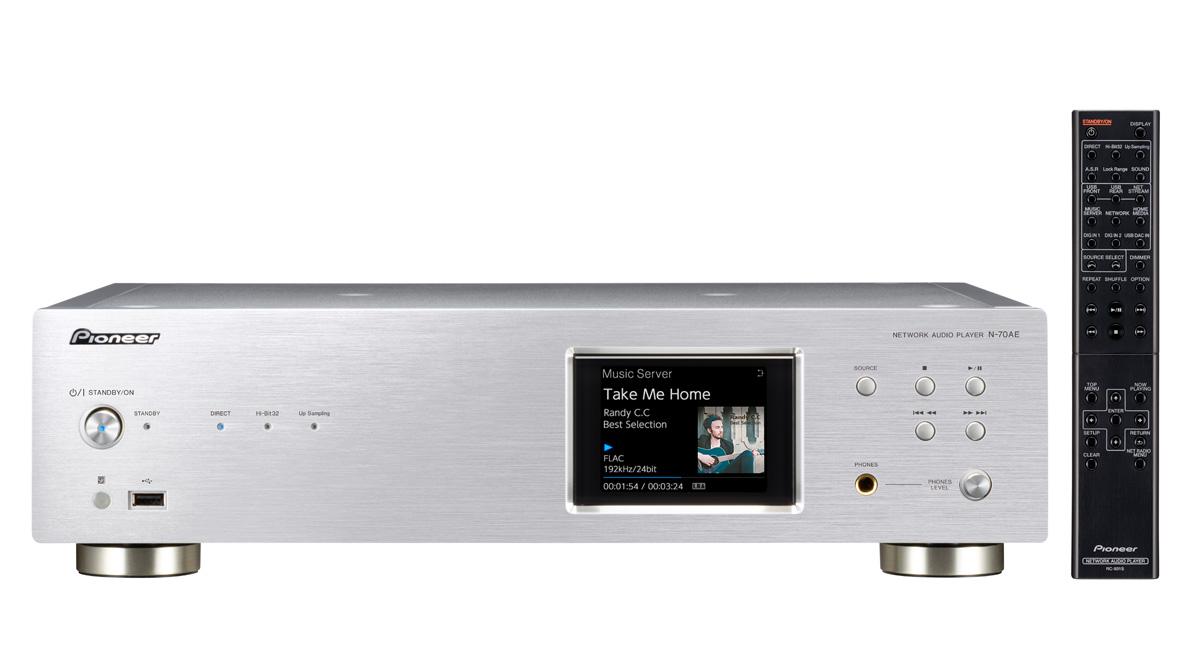 Pioneer N-70AE streamer