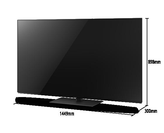 Panasonic TX-65FZ800e TV OLED 4K