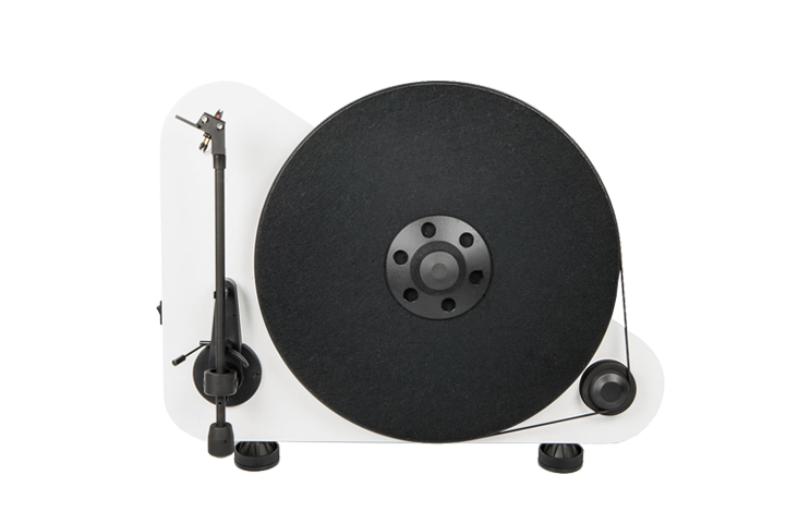 Pro-Ject VT-E BT R | Gramofon | Biały