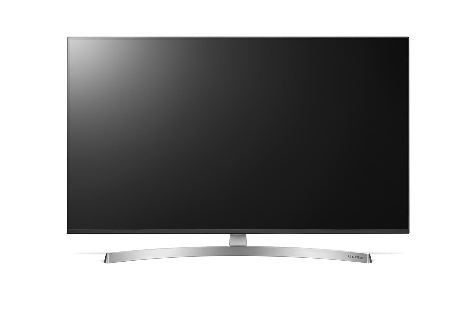LG 55SK8500 telewizor 4K z AI