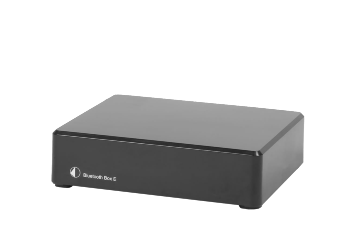 Pro-Ject BLUETOOTH BOX E   Moduł bluetooth   Czarny
