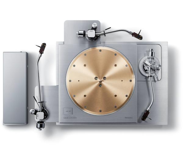 Technics SL-1000R gramofon referencyjny