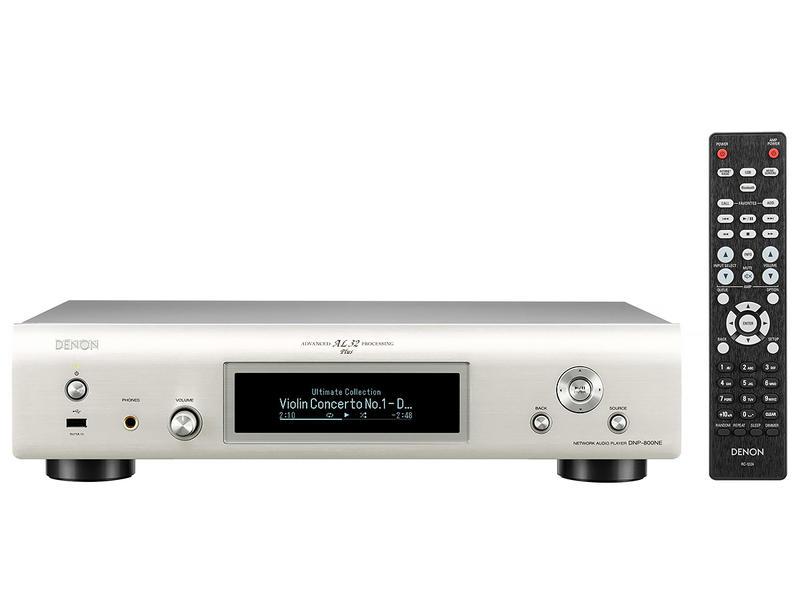 Denon DNP-800NE streamer