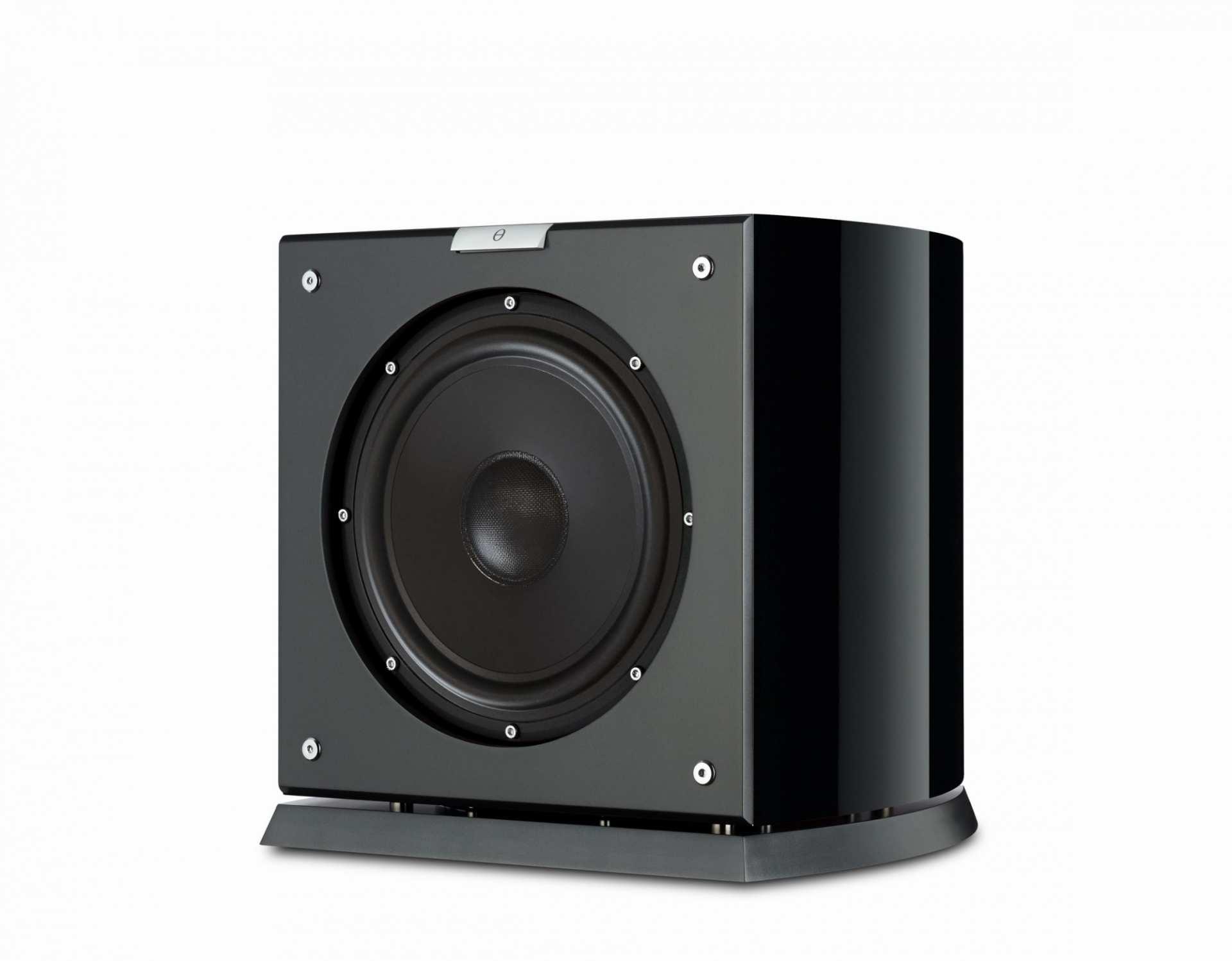 Audiovector SR Sub Super czarny