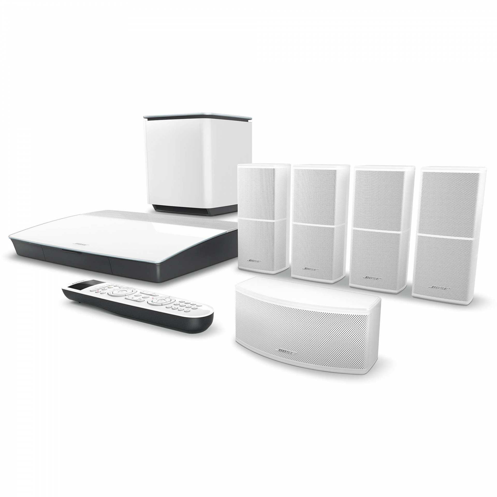 Bose Lifestyle 600 biały | Autoryzowany Dealer