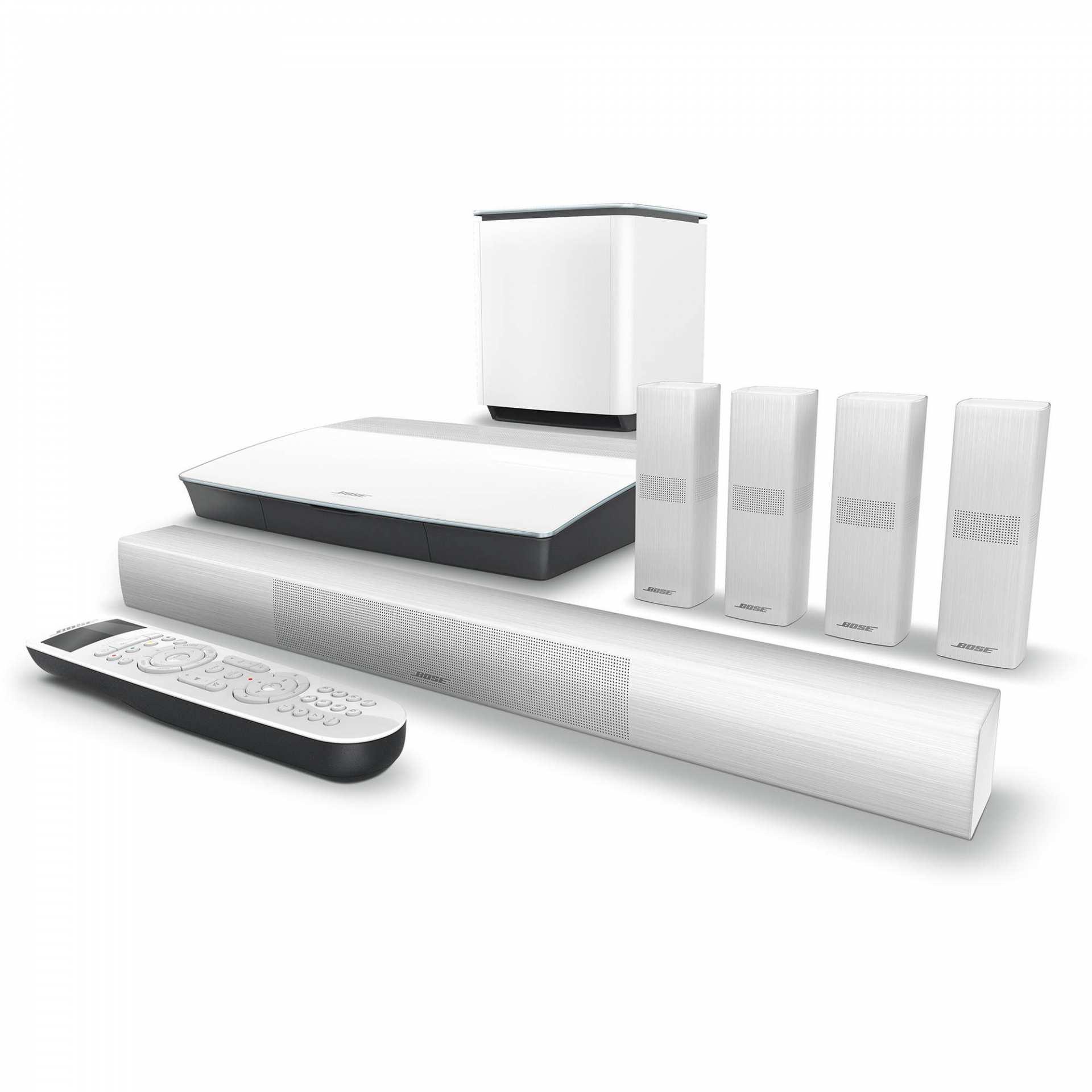 Bose Lifestyle 650 biały | Autoryzowany Dealer