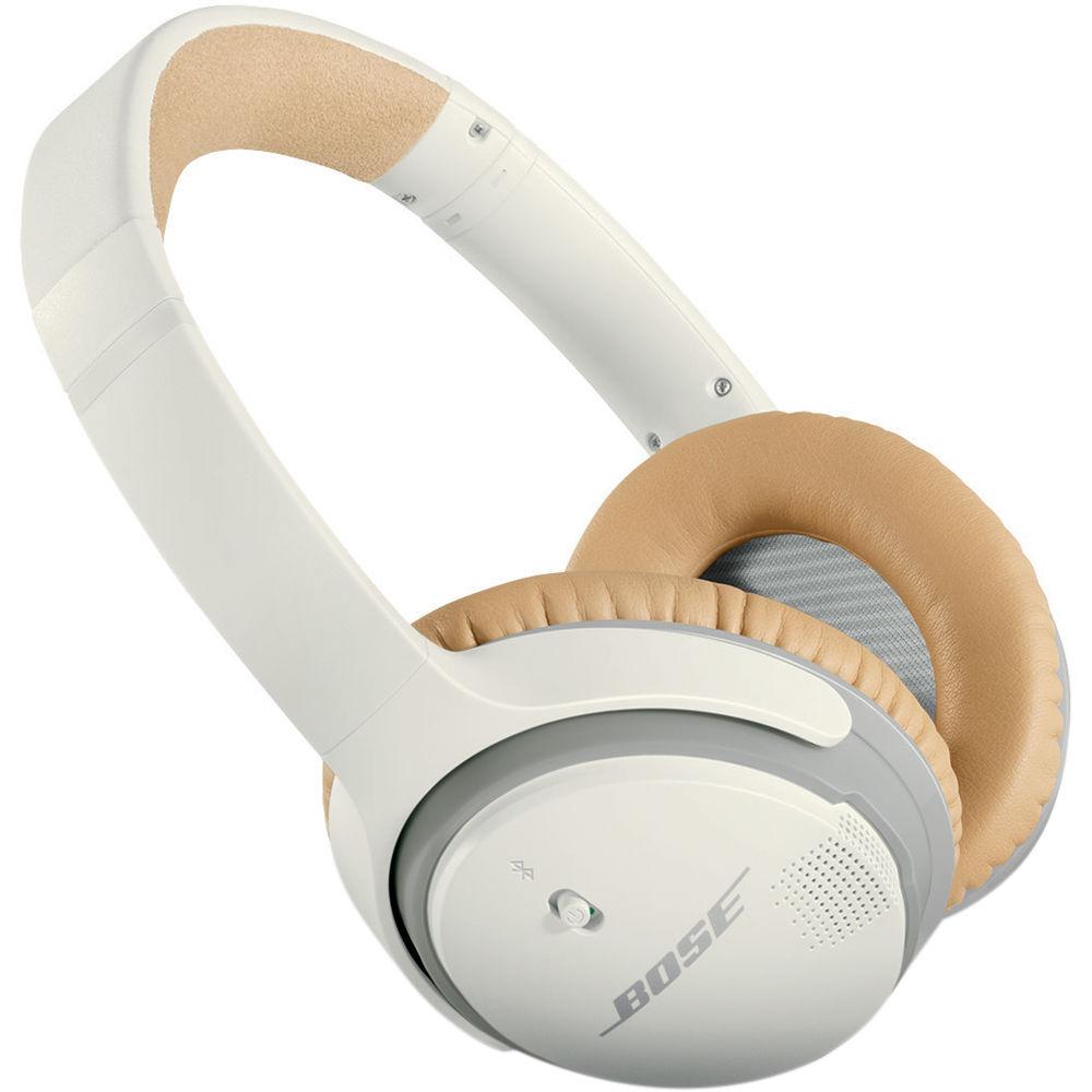 Bose Soundlink around-ear II białe | Autoryzowany Dealer