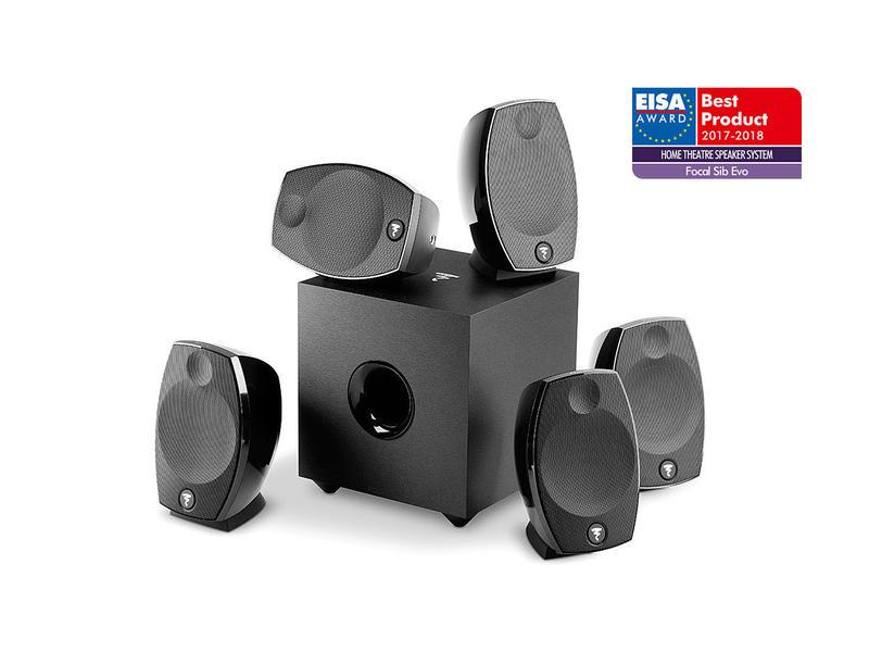 Focal Sib 5.1 zestaw głośników