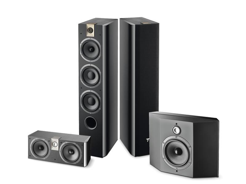 Focal Chorus 726/SR700/CC700 zestaw 5.0
