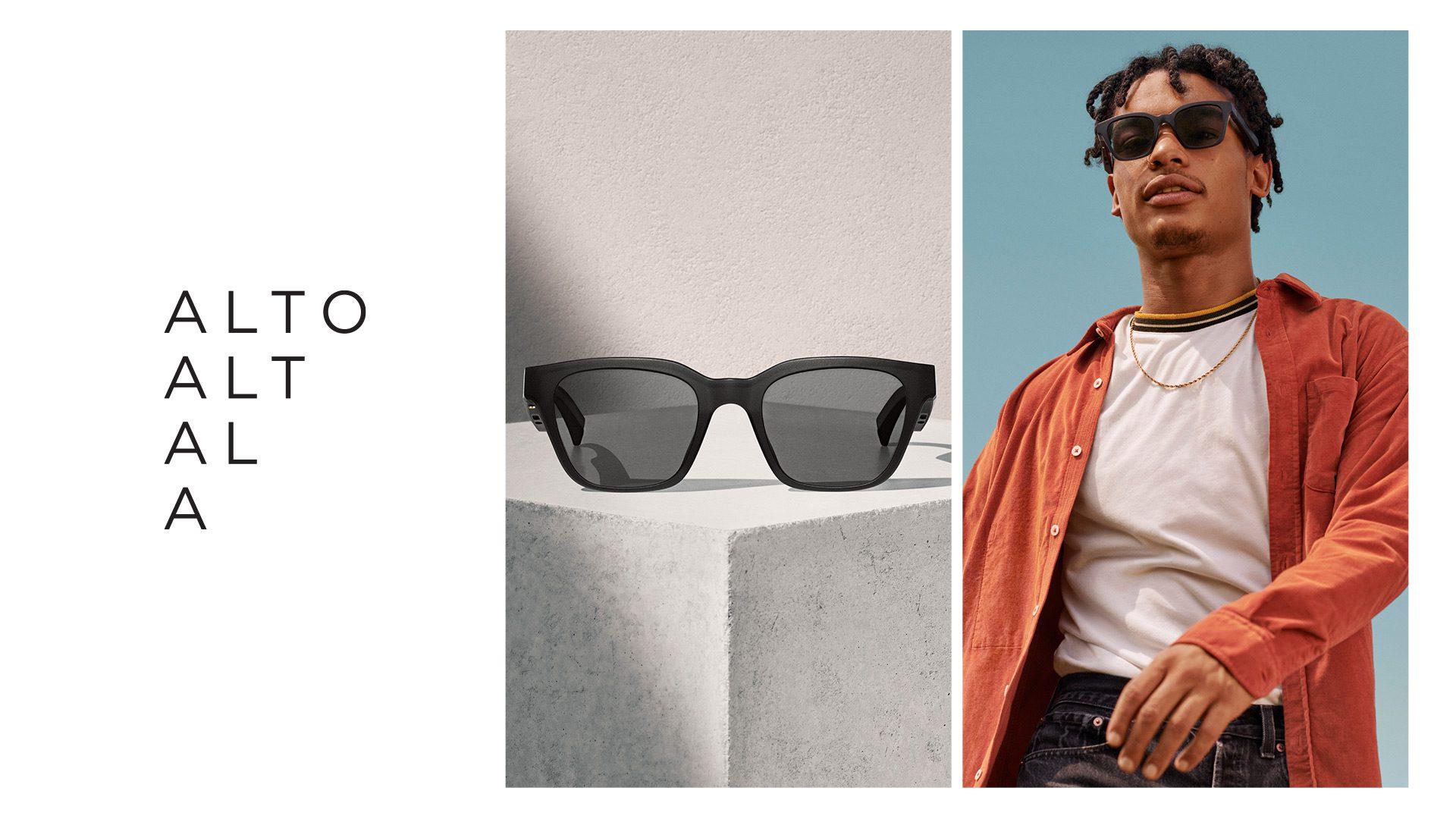 Bose Frames Alto   Okulary