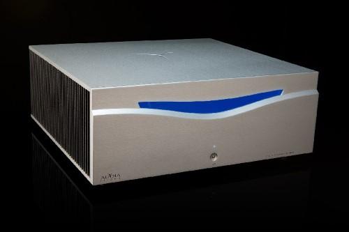 Audia Flight  FLS 4 stereofoniczna końcówka mocy.