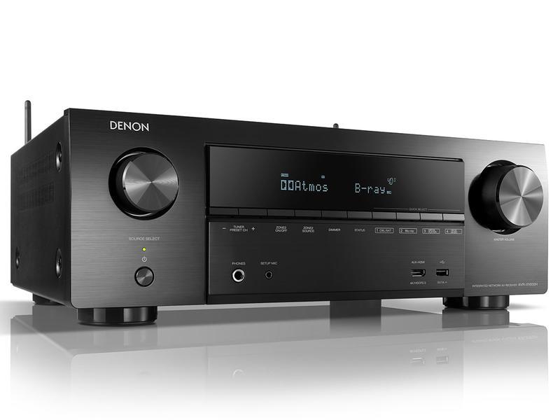 Denon AVR-X1600H | Amplituner kinowy | Dostępne od ręki!