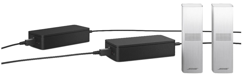 Bose Surround Speakers 700 srebrne | Autoryzowany Dealer
