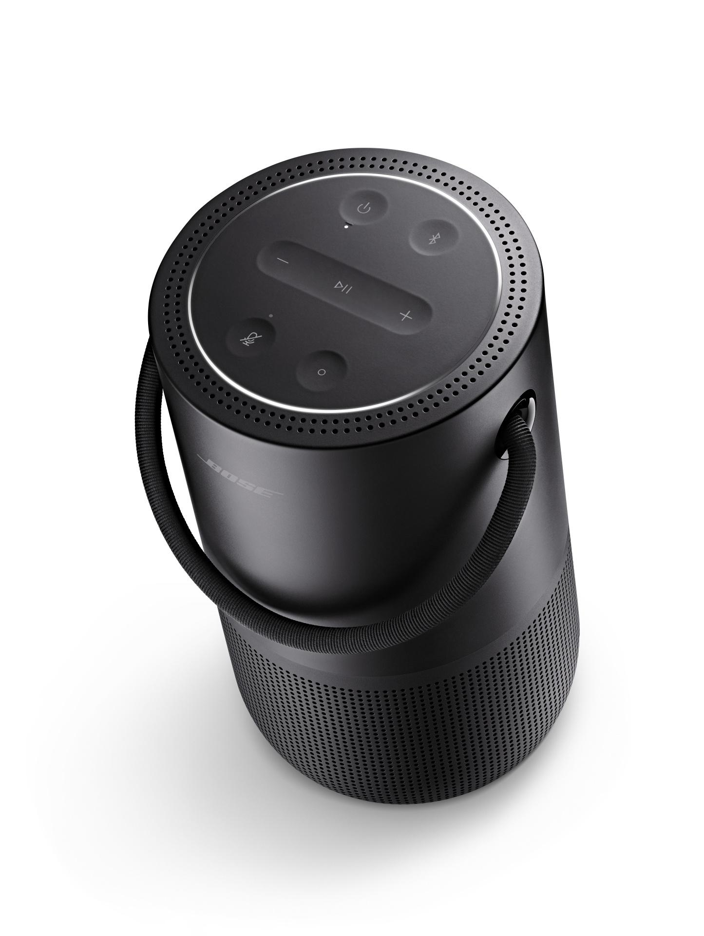 Bose Portable Home Speaker czarny | Autoryzowany Dealer | Dostępny od ręki!