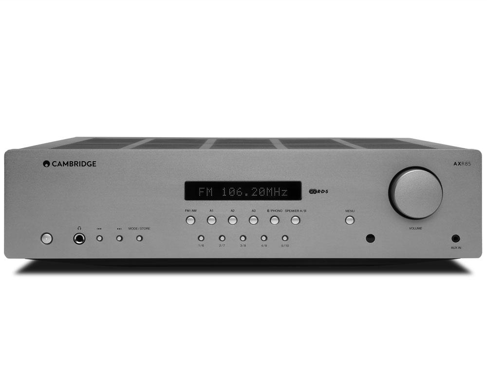 Cambridge Audio AXR85 | Amplituner stereofoniczny