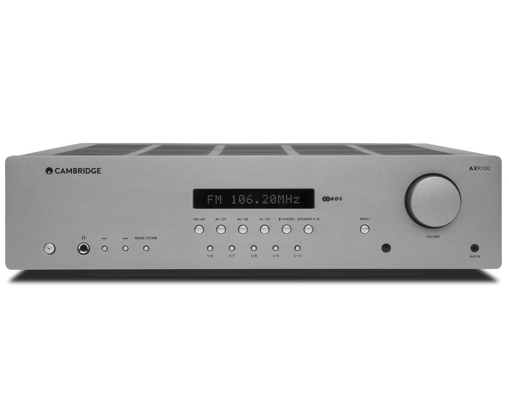 Cambridge Audio AXR100 | Amplituner stereofoniczny