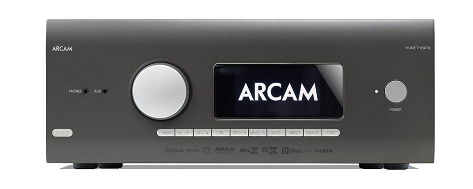 Arcam AVR 10 | Amplituner 12-kanałowy | Dostępny od ręki!