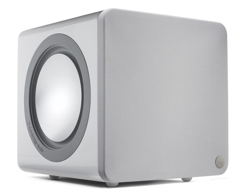 Cambridge Audio Minx X201 | Subwoofer | Biały