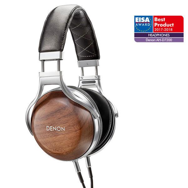 Denon AH-D7200 | Słuchawki referencyjne nauszne zamknięte