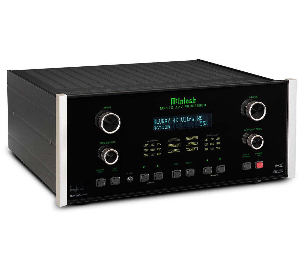 McIntosh MX170 przedwzmacniacz procesor AV