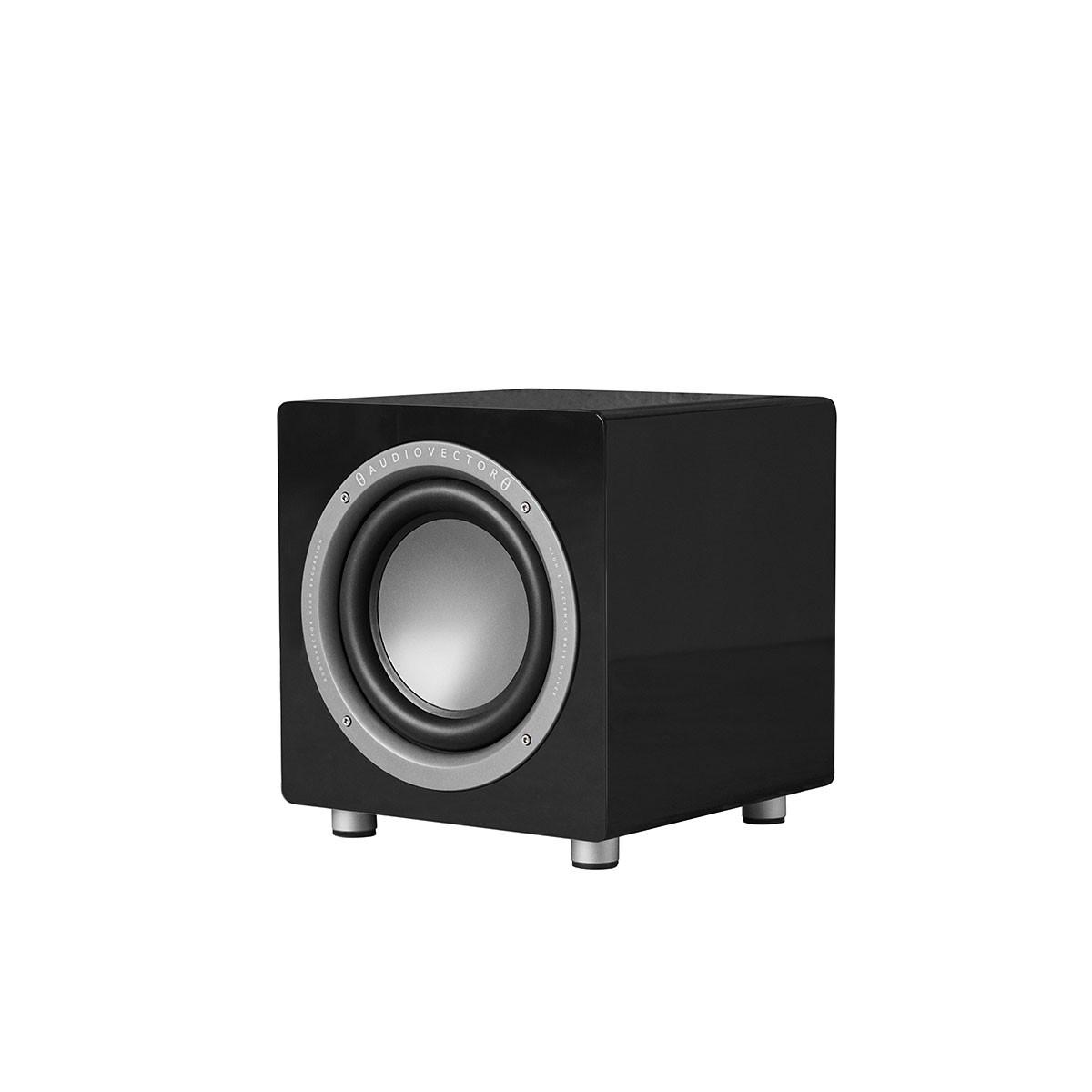 Audiovector  QR SUB czarny sztuka