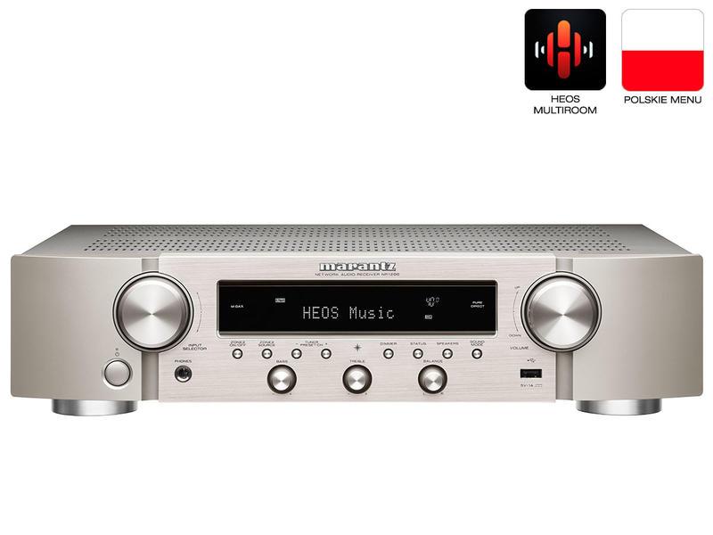 Marantz NR1200 | Amplituner stereofoniczny | Srebrny