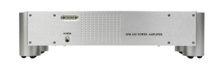 Chord Electronics SPM 650 130W | Stereofoniczna końcówka mocy