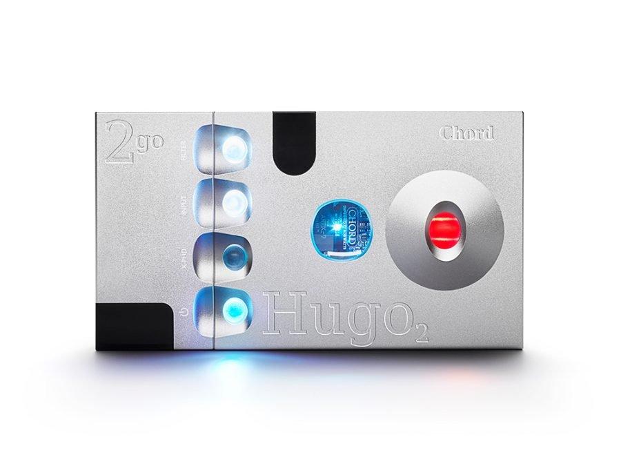 Chord Electronics 2GO | Music streamer/player for Hugo 2