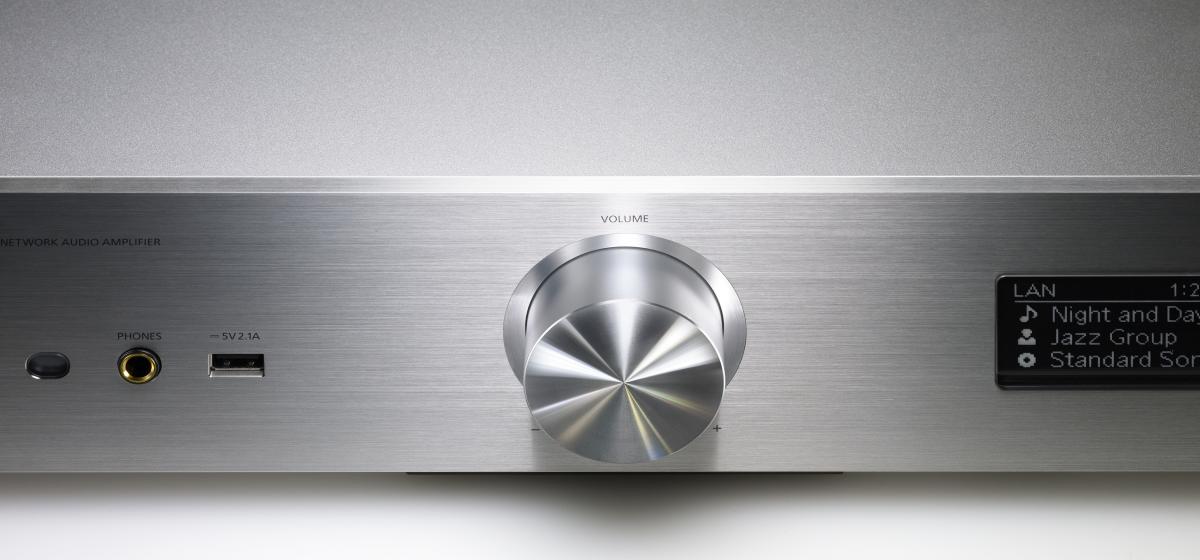 Technics SU-G30 | Sieciowy wzmacniacz stereo | Srebrny | Dostępny od ręki!