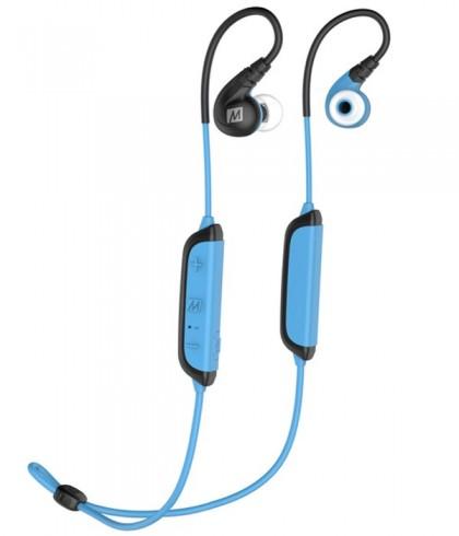 MeeAudio X8 | Słuchawki Bluetooth | Niebieskie | Dostępne od ręki!