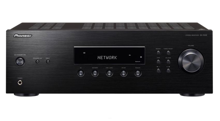 Pioneer SX-N10AE | Amplituner stereo | Czarny | Dostępne od ręki!