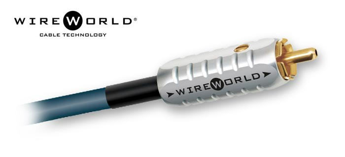 Wireworld Luna Mono 7 Subwoofer Cable 4M