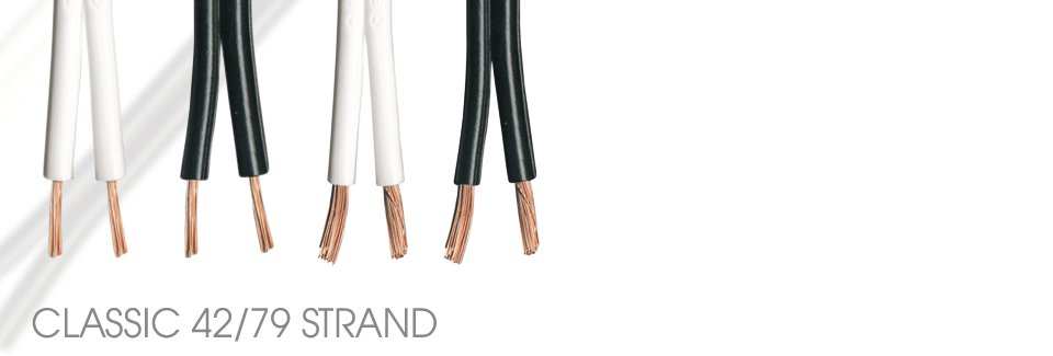 QED Classic Strand 42 2x1,5mm2