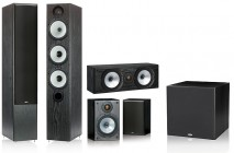 Monitor Audio MR6, MR1, MR Center, MRW Zestaw 5.1