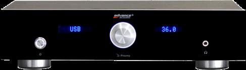 Advance Acoustic X-Preamp Przedwzmacniacz