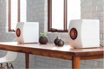 Kef LS50 Wireless głośniki aktywne