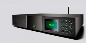 Naim NDS streamer.
