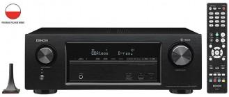 Denon AVR-X1400H amplituner kinowy