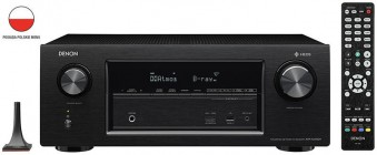 Denon AVR-X3400H Amplituner kinowy