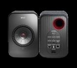 Kef LSX Wireless czarne para