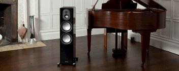 Monitor Audio Gold 5G 300  Piano gloss black para