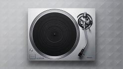 Technics SL-1500C EG-S gramofon | Srebrny